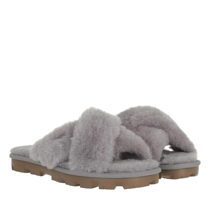Schuh, UGG, Fuzzette Slipper Soft Amethyst