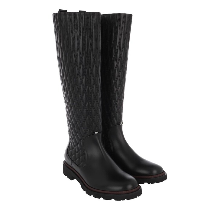 Schuh, Bally, Ginnie Long Boot Black