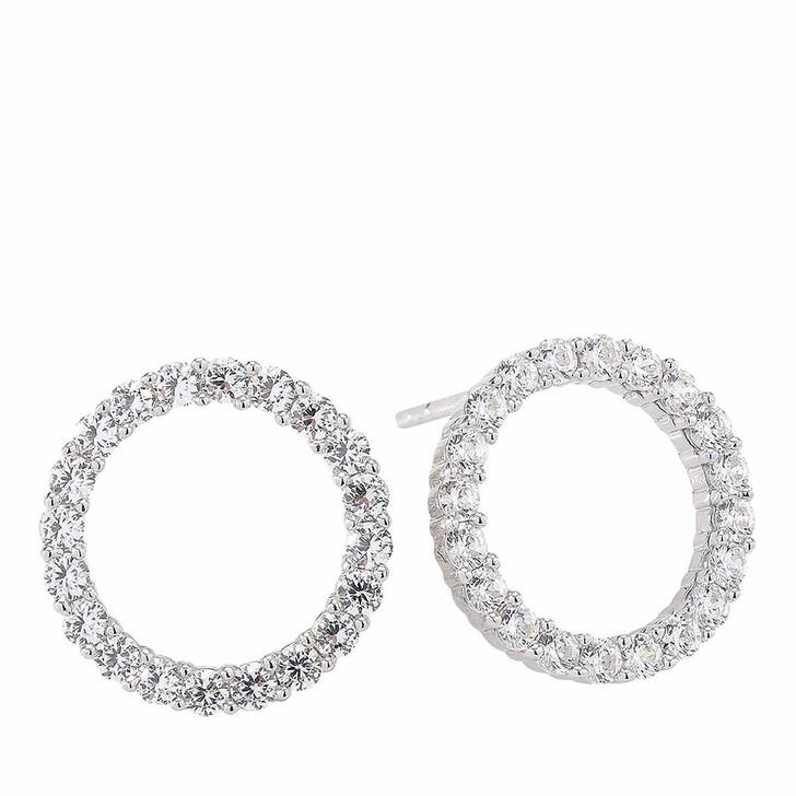 earrings, Sif Jakobs Jewellery, Biella Uno  Earrings Sterling Silver 925