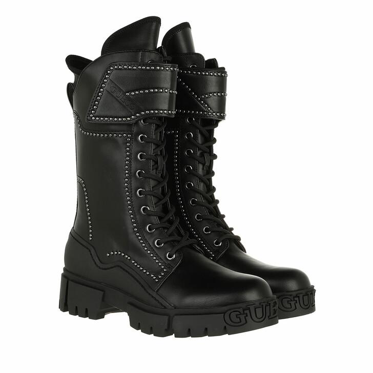 shoes, Guess, Nancia Black