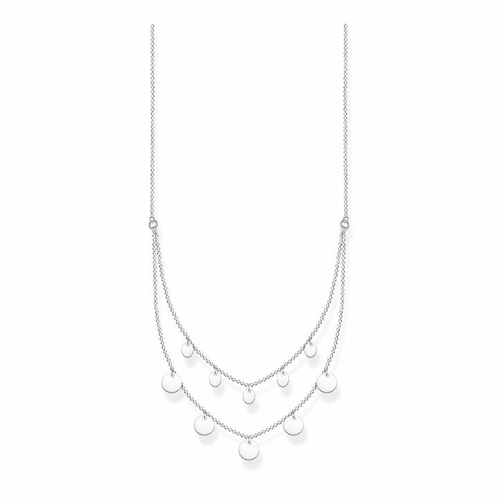 necklaces, Thomas Sabo, Necklace Silver
