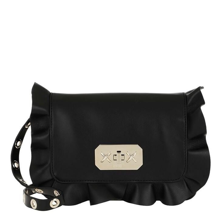 Handtasche, Red Valentino, Crossbody Bag Black