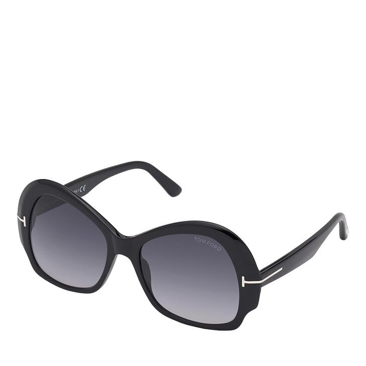 sunglasses, Tom Ford, FT0874 Black