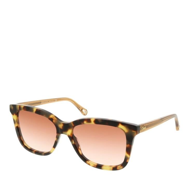 sunglasses, Chloé, CH0079S-001 56 Sunglass Woman Bio Acetate Havana-Brown-Orange