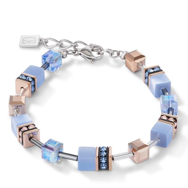 bracelets, COEUR DE LION, Bracelet Light Blue