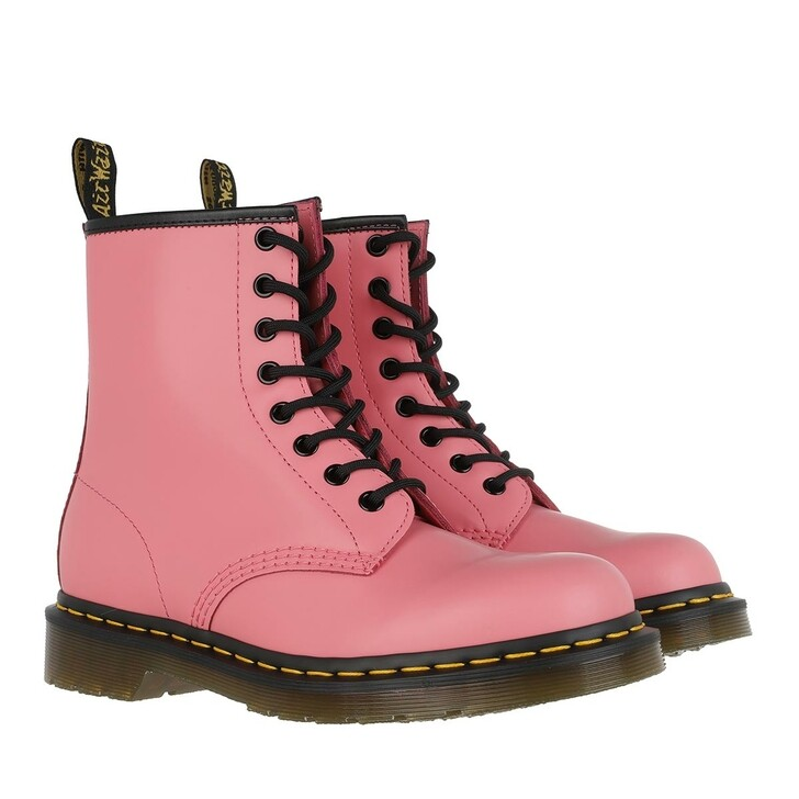 Schuh, Dr. Martens, 1460 Smooth Boot Leather Acid Pink