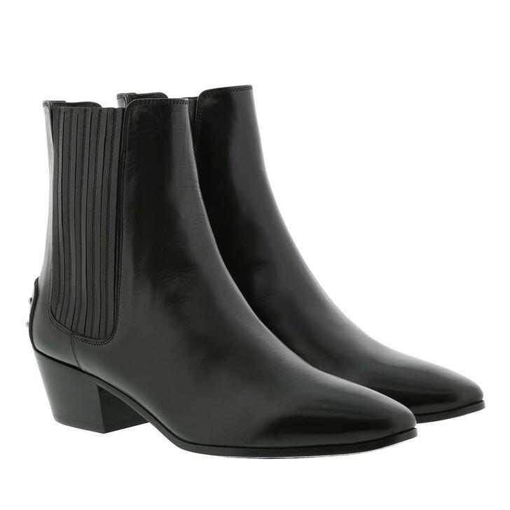 Schuh, Saint Laurent, Chelsea Boots Leather Black