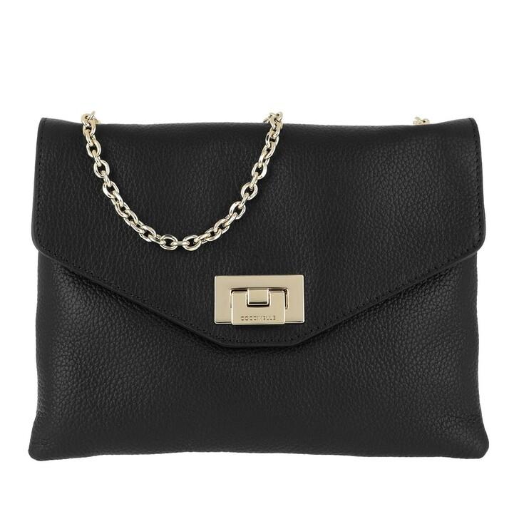Handtasche, Coccinelle, Mini Crossbody Bag Noir