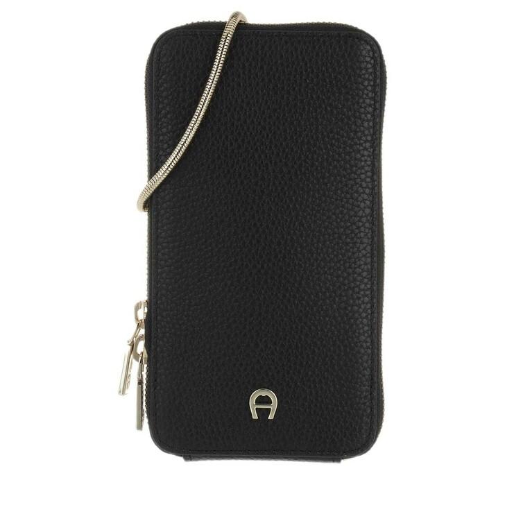 smart_cases, AIGNER, Fashion Phone Bag Black