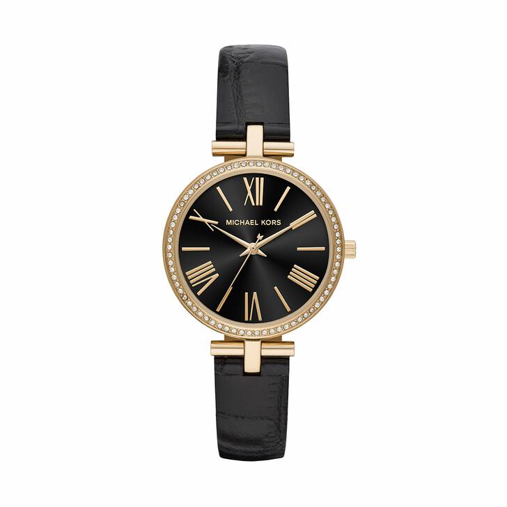 Uhr, Michael Kors, MK2789 Maci Ladies Leathers Watch Gold
