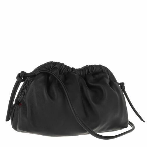 Mansur Gavriel Clutches & Sacs de Soirée, Mini Cloud Clutch Leather en noir - pour dames