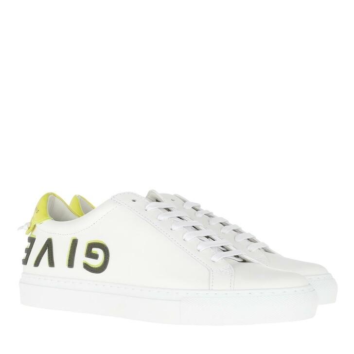 Schuh, Givenchy, Sneaker Neongreen