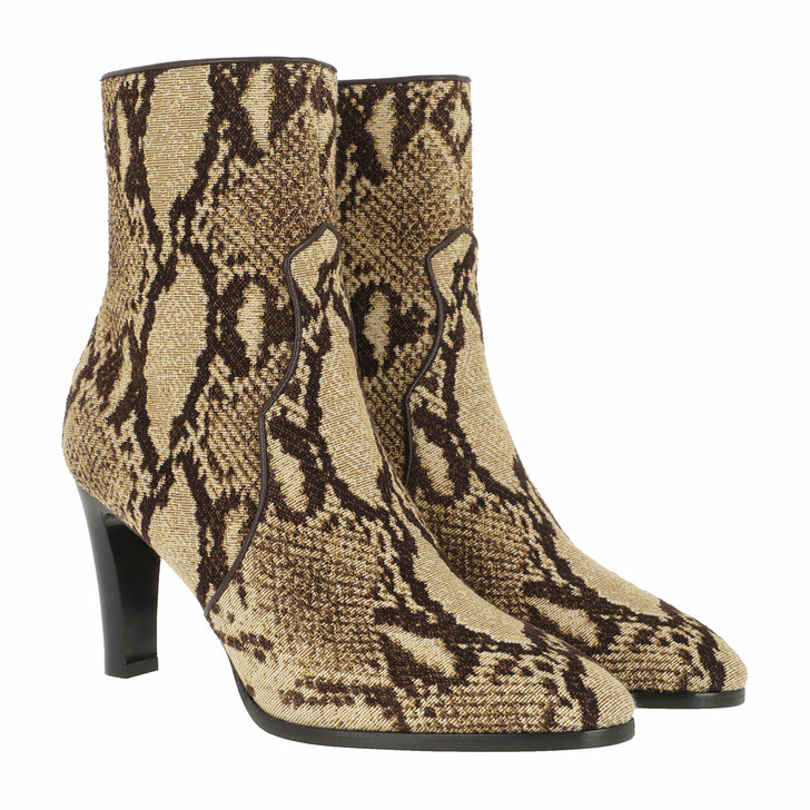 Schuh, Celine, Claude Textile Boots Light Brown
