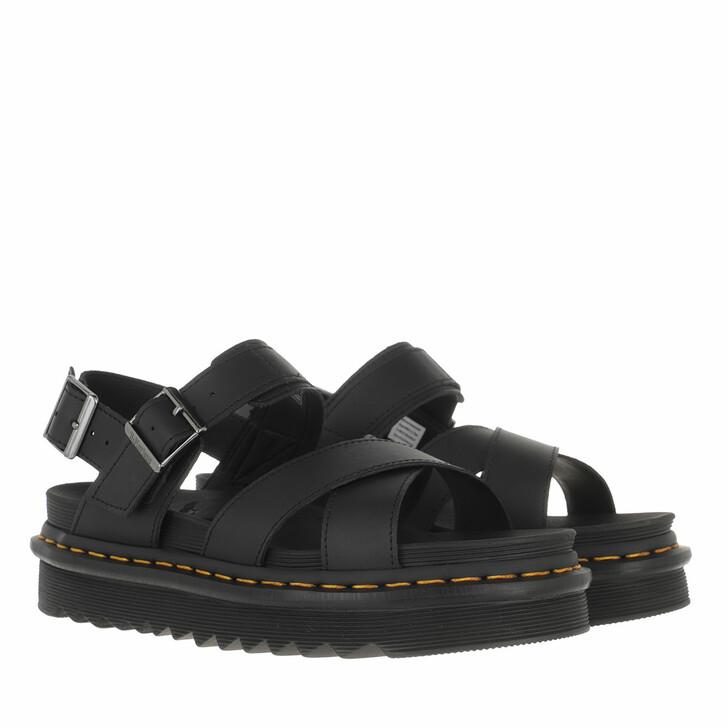Schuh, Dr. Martens, Voss 2 Hydro Sandal Black
