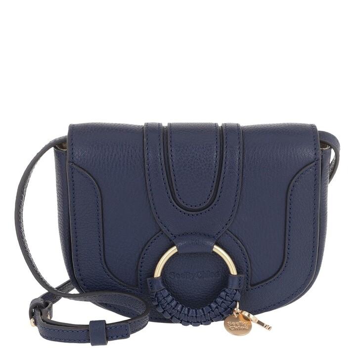 Handtasche, See By Chloé, Hana Mini Crossbody Bag Classic Navy