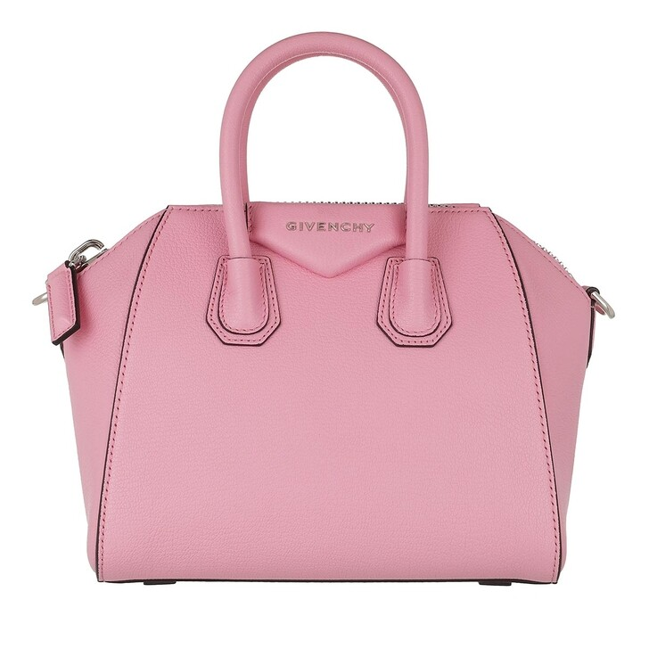 Handtasche, Givenchy, Antigona Mini Bag Baby Pink