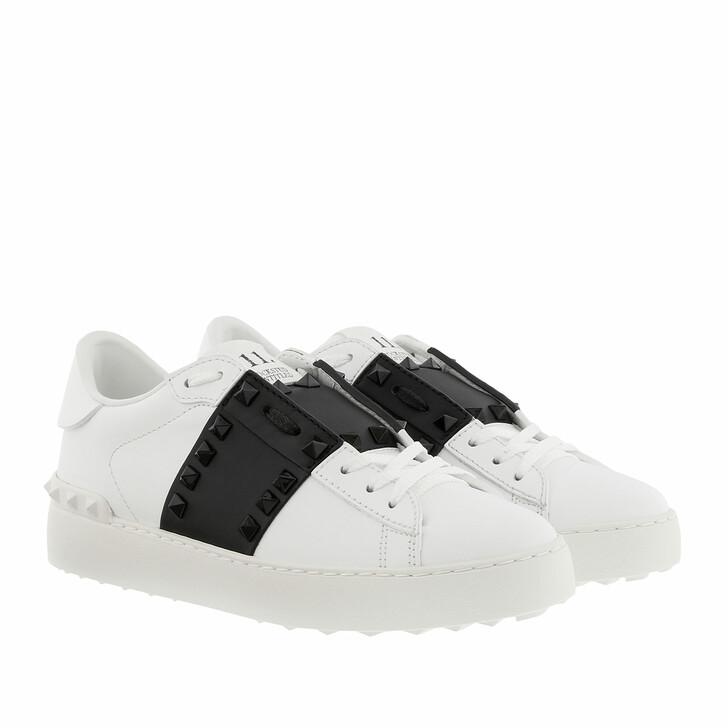 Schuh, Valentino Garavani, Bicolor Sneakers White/Black