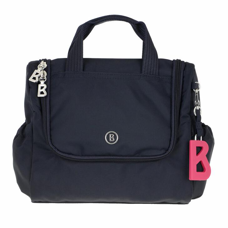 Reisetasche, Bogner, Verbier Tilla Washbag Darkblue