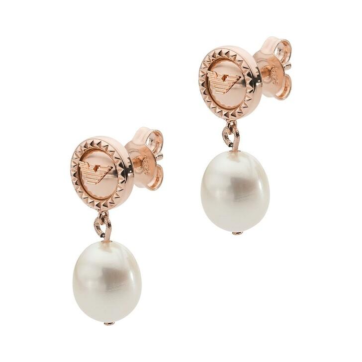 Ohrring, Emporio Armani, Essential Earrings EG3432221 Rose Gold