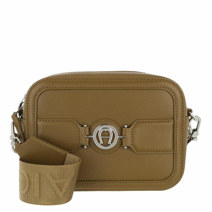 Handtasche, AIGNER, Handle Bag Plantation Green