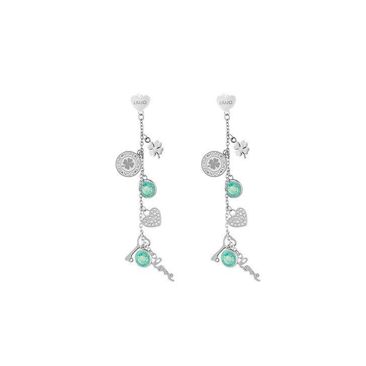 Ohrring, LIU JO, LJ1421 Stainless steel Earrings Silver