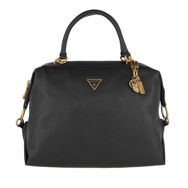 bags, Guess, Destiny Satchel Black