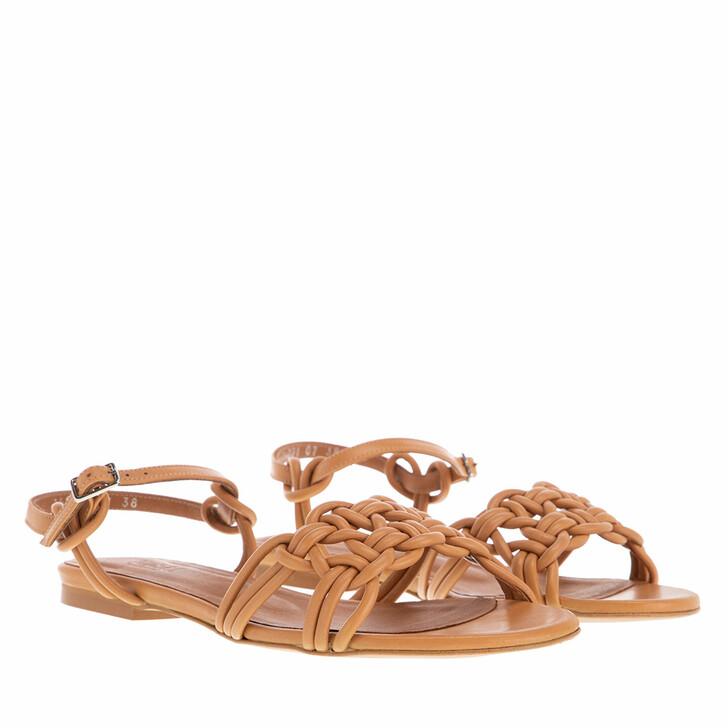 Schuh, Toral, Seta Sandals Miel