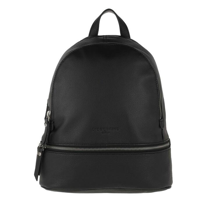 Reisetasche, Liebeskind Berlin, Alita Backpack Medium Black