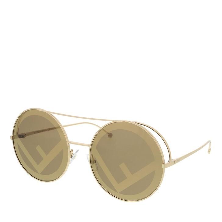 Sonnenbrille, Fendi, FF 0285/S Gold