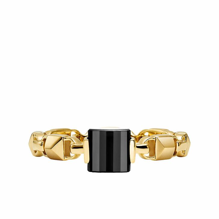 Ring, Michael Kors, MKC1026AM710 Stacking Ring Mercer Link Gold