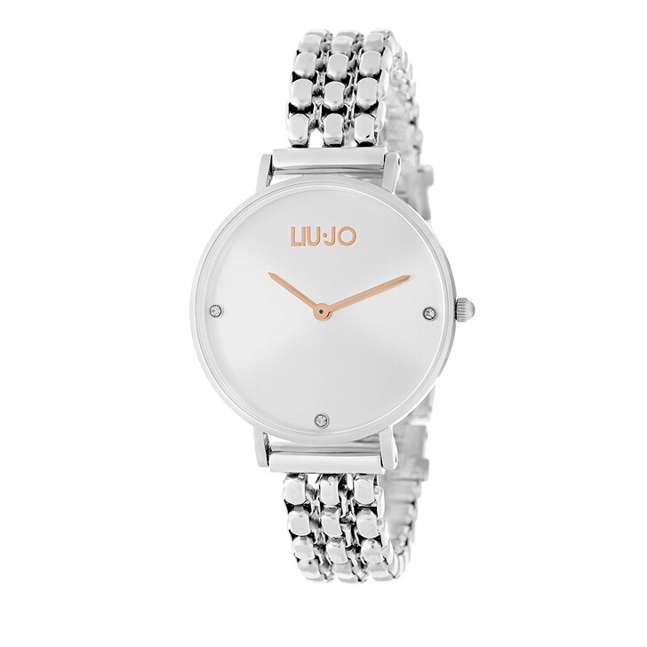 Uhr, LIU JO, TLJ1385 Framework Quartz Watch Silver