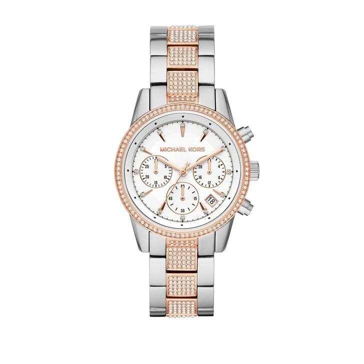 watches, Michael Kors, Watch Ritz MK6651 Silver