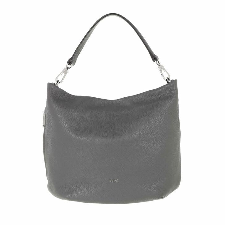 bags, Abro, Bucket LOU small  Grey