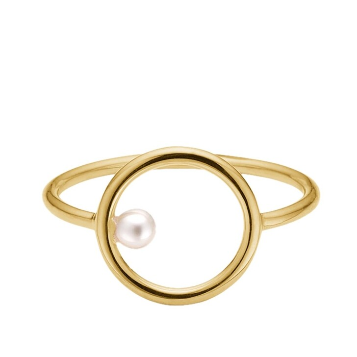 rings, Charlotte Lebeck, Issa Ring Yellow Gold