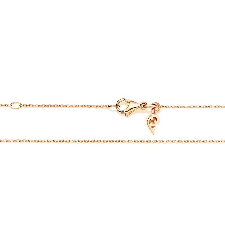 Kette, Capolavoro, Necklace Anchor Rosegold