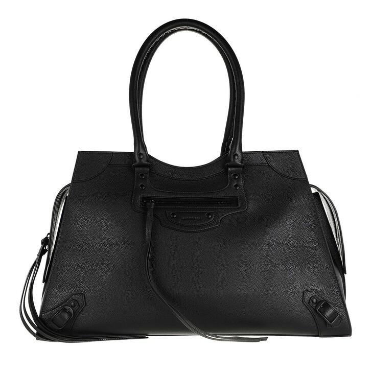 Handtasche, Balenciaga, Neo Classic Large City Bag Leather Black
