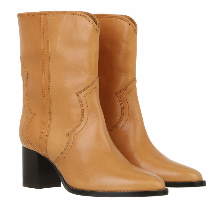 shoes, Isabel Marant, Roree Boots Natural