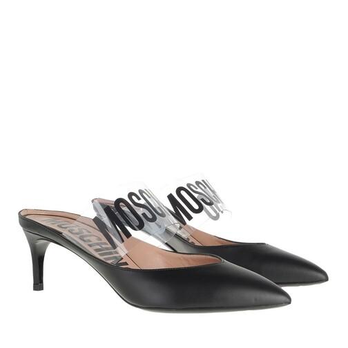 moschino -  Pumps & High Heels - Shoe Vitello - in schwarz - für Damen
