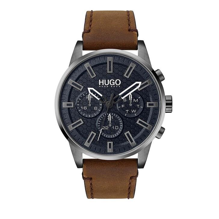 Uhr, Hugo, Seek Watch Grey