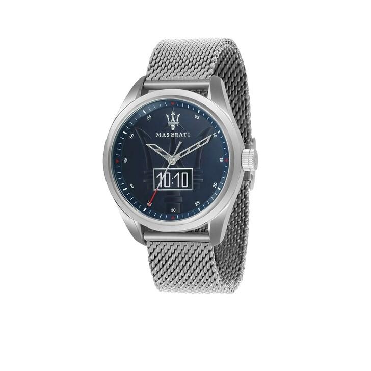 watches, Maserati, TRAGUARDO SMART 45MM Blue
