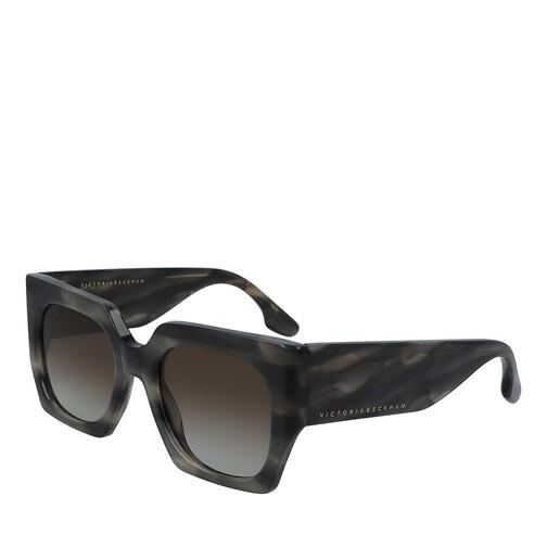 victoria beckham -  Sonnenbrille - VB608S - in grau - für Damen