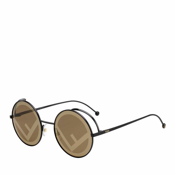 Sonnenbrille, Fendi, FF 0343/S Black