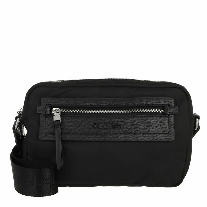 bags, Calvin Klein, CK Essential Camera Bag CK Black
