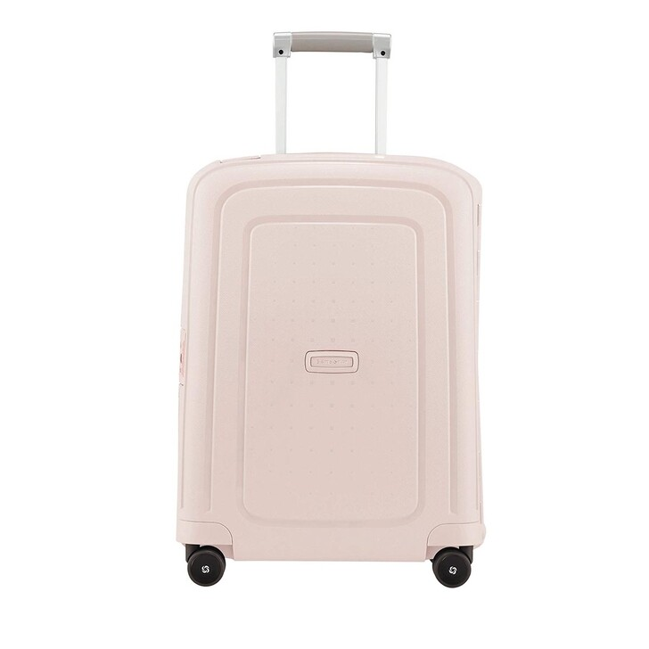 Reisetasche, Samsonite, Cure Trolley Rose