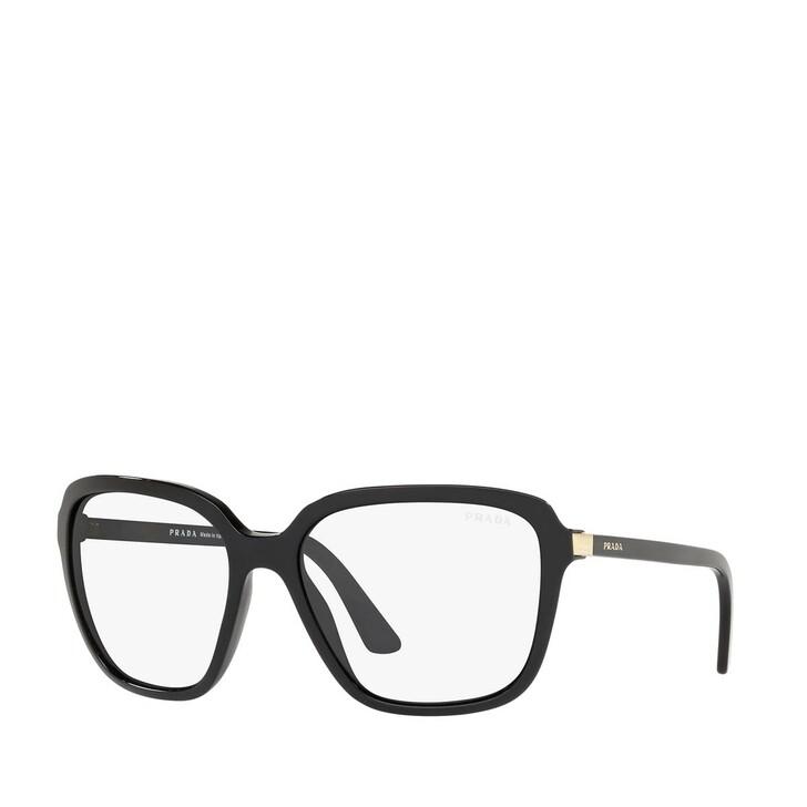 Brillen mit Gläsern, Prada, Blue Blocker Azetat Women Sonne Black