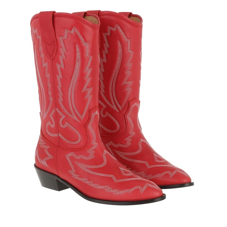 Schuh, Toral, Cathy Boots Rojo