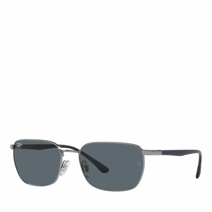 sunglasses, Ray-Ban, Unisex Sunglasses 0RB3684 Gunmetal