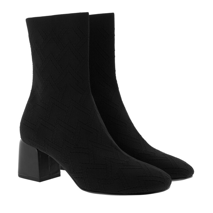 Schuh, What For, Lykea Mid-High Boot Black