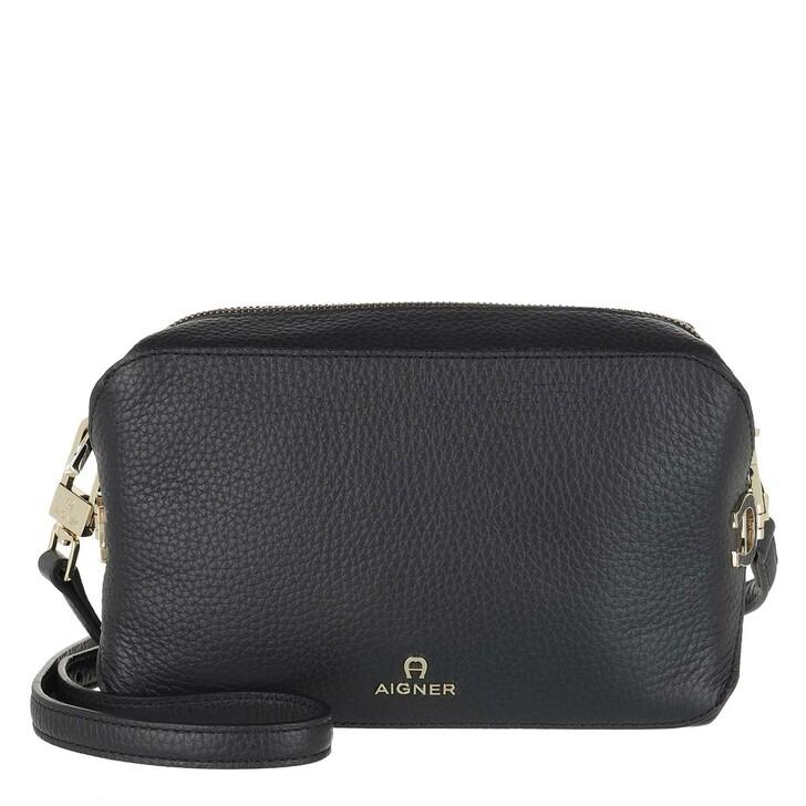 Handtasche, AIGNER, Milano Crossbody Bag Ink