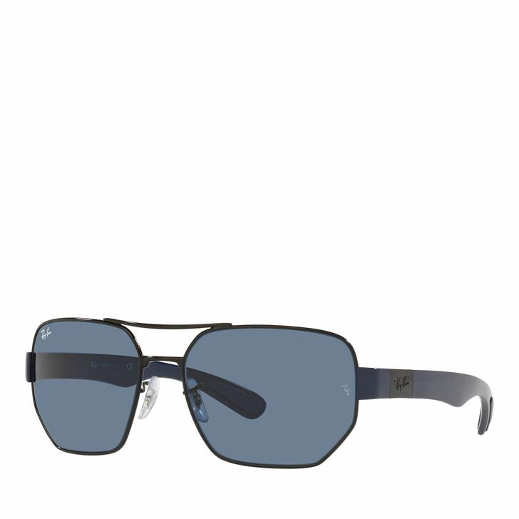 sunglasses, Ray-Ban, Unisex Sunglasses 0RB3672 Black